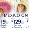 Alaska Airlines seat sale, $119 each way LAX – LTO