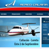 Aereo Calafia's New 30 Passenger Plane Makes Inaugural Landing Today in Loreto