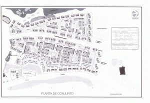 Homex Loreto Site Plan