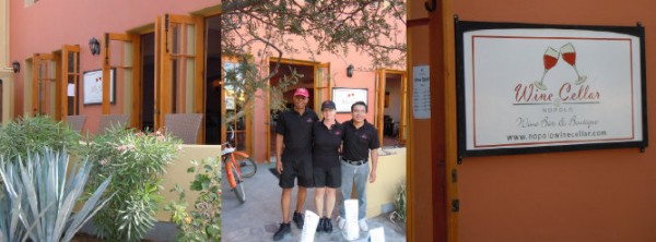 Wine Bars in Loreto, Baja California Sur, Mexico