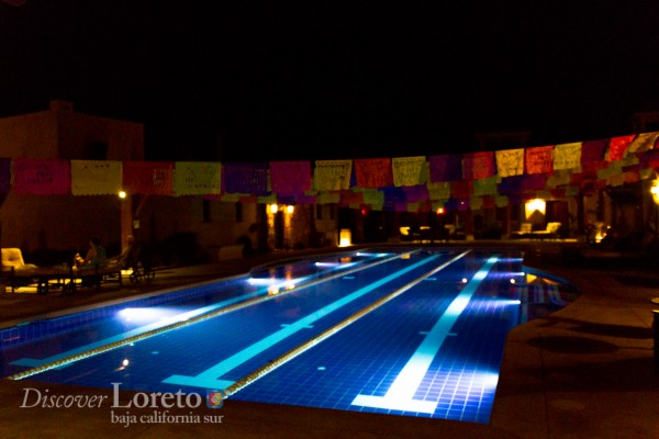 Lap Pool - Loreto Bay