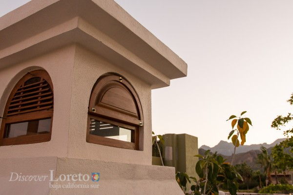 Cupola in Loreto Bay